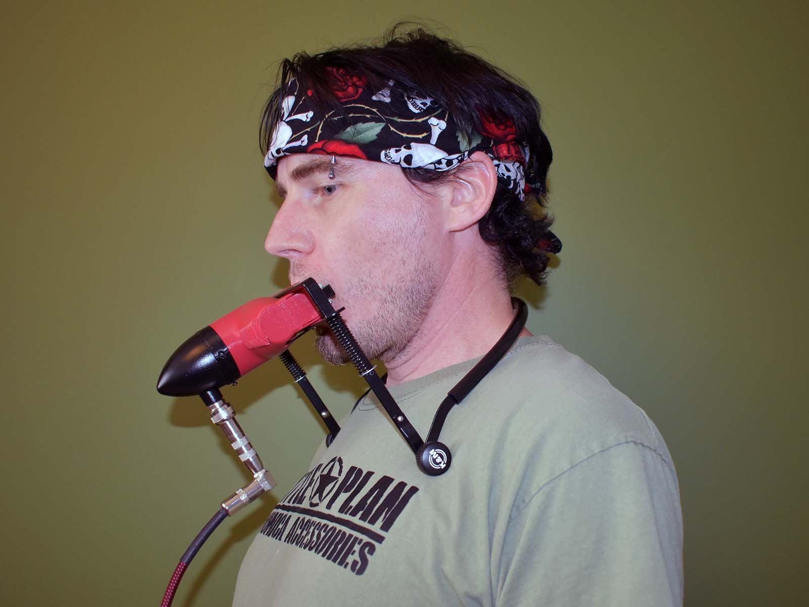Bullet Buddy Mic Adapter