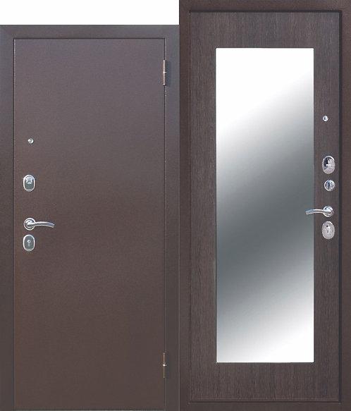 Железная дверь Царское зеркало МАКСИ Венге