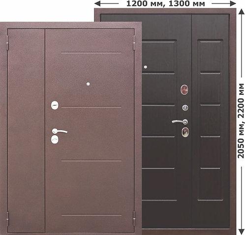 Входная дверь 7,5 Гарда Венге