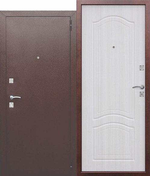 Входная дверь Dominanta Белый ясень