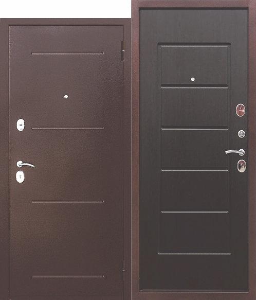 Недорогая дверь 7,5 Гарда Венге