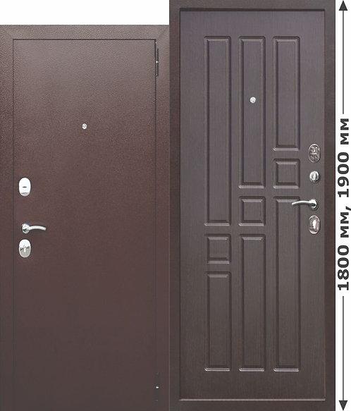 Нестандартная входная дверь Garda mini