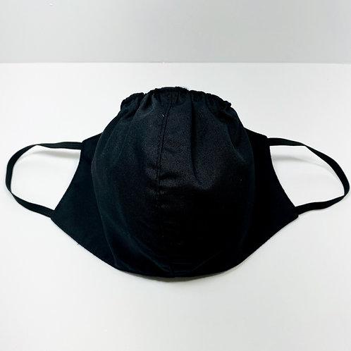 Black Protective Mask