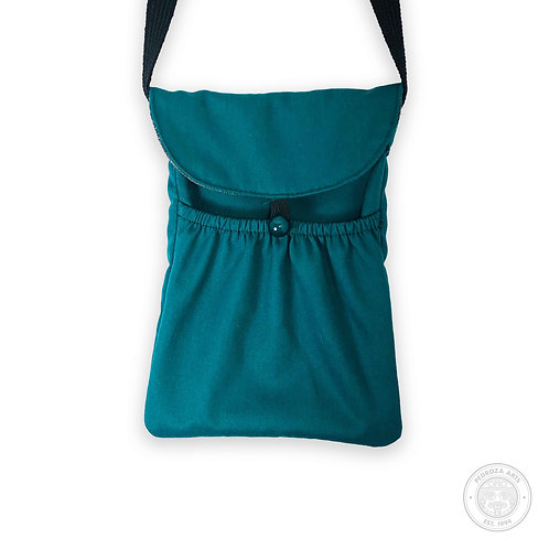 Teal Accessory Pouch