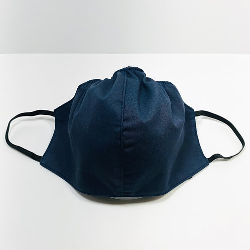 Navy Blue Protective Mask