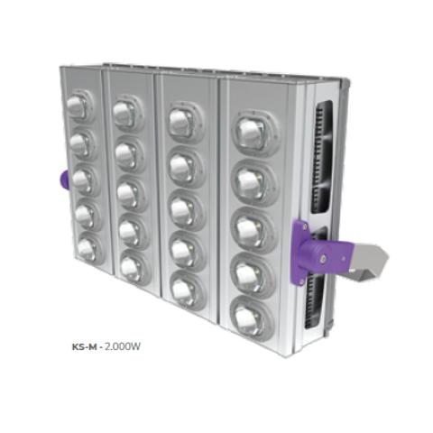 Microplus Germany - Proyector 2000w IP67 4 módulos