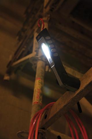 Linterna Led Industrial INDUSTRADING