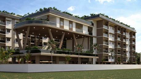Lions Gate Apartment