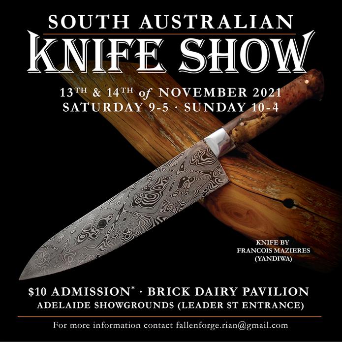 South Australian Knife Show