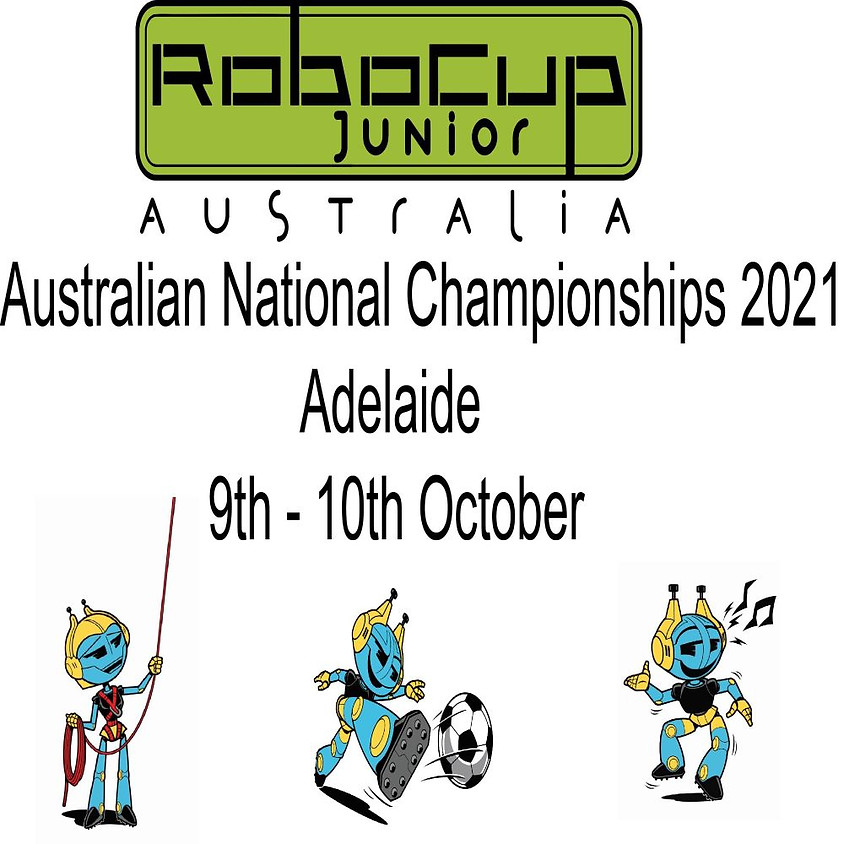 RoboCup Junior Australian National Championships