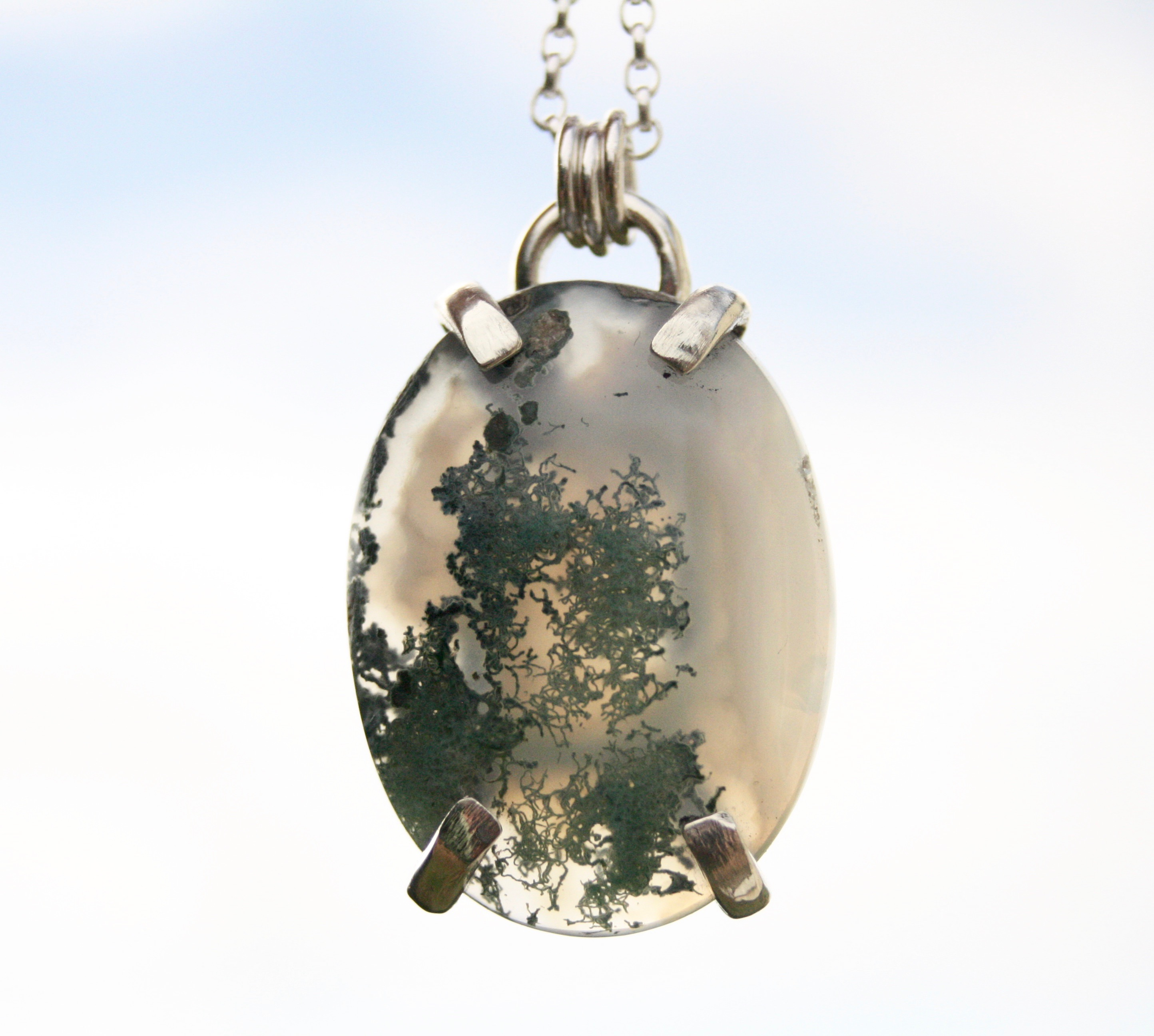 The Forest Floor Necklace