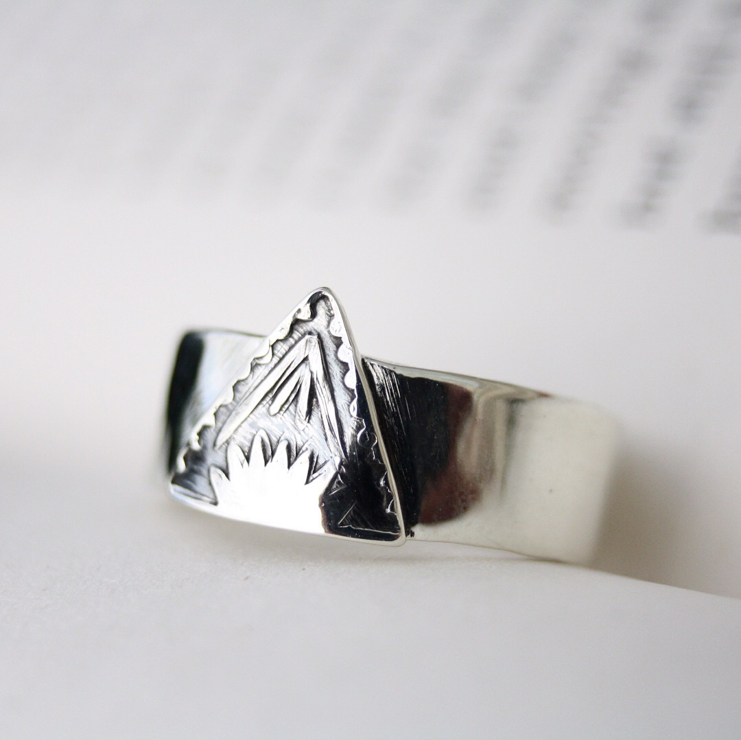 Mountain Rising Ring