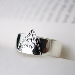 Mountain Rising Ring