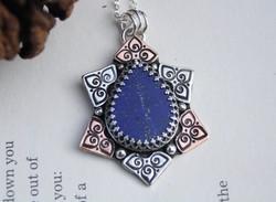 The Alhambra - Lapis Lazuli Necklace