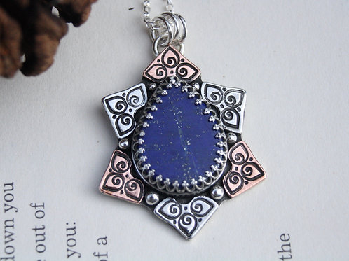THE ALHAMBRA NECKLACE