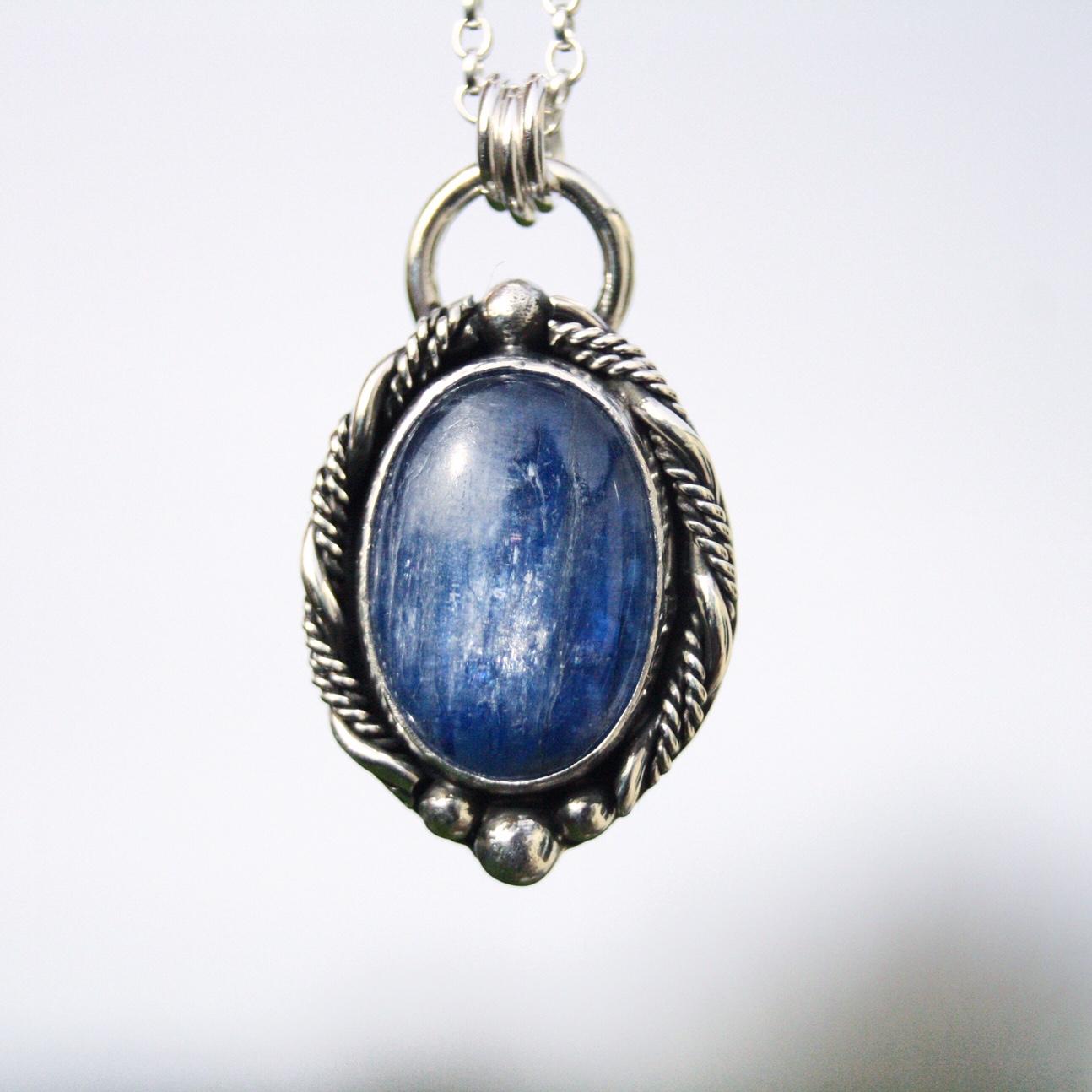 The Moonlit Ocean Necklace