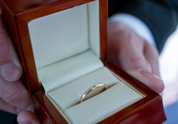 9ct Gold Band
