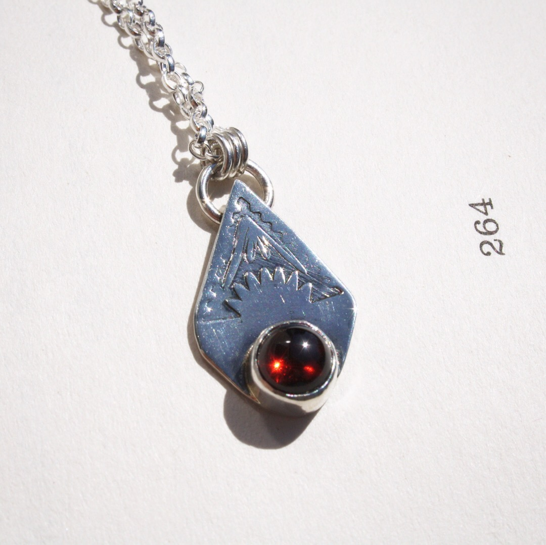 Red Mountain Necklace