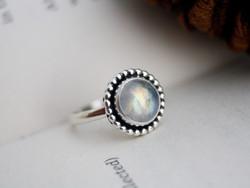 Magnolia - Moonstone Ring