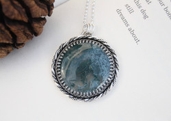 Citizen of the World - Charity Necklace for Safe Passage