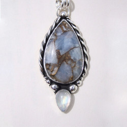 Mojave Moon Necklace