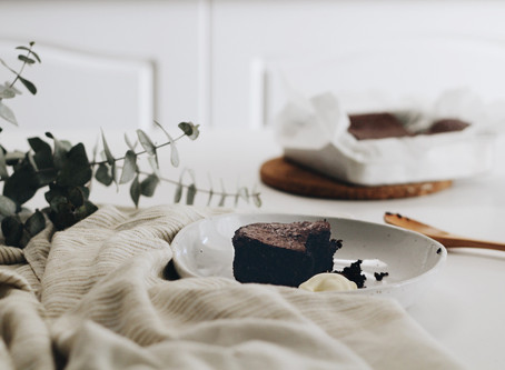 The best ever, one bowl brownie you need right now.