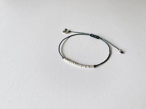 Rubble Bracelet - Dark Grey