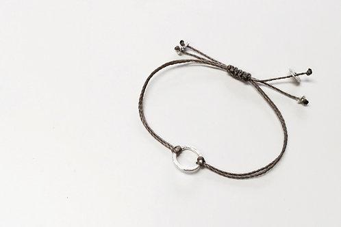Infinity Bracelet - Grey