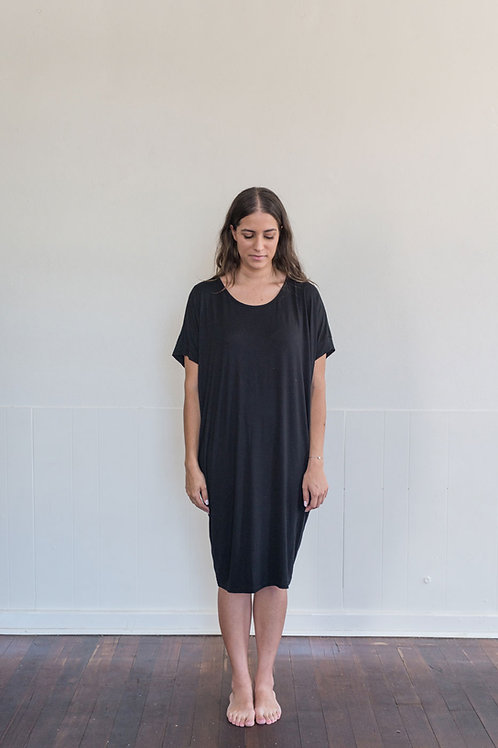 MARLEY JERSEY DRESS