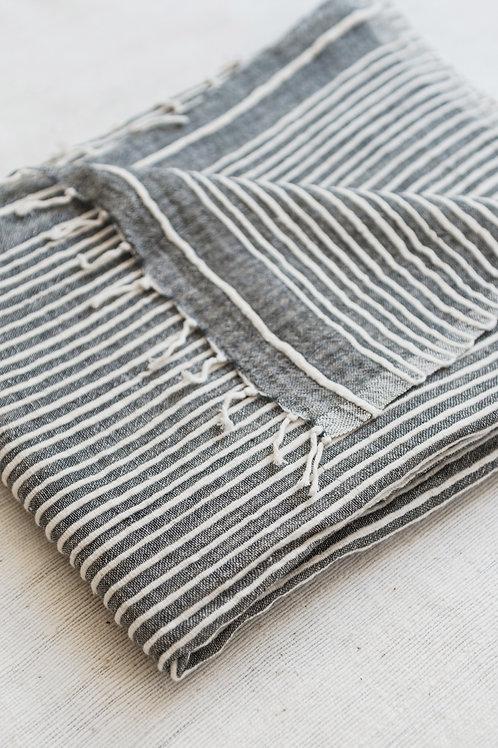 Signature Scarf - Grey