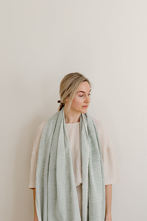 SIGNATURE SCARF - FOREST