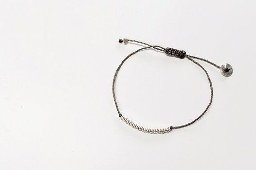 Rubble Bracelet - Grey