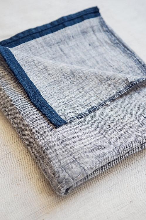 Mini Blanket - Navy