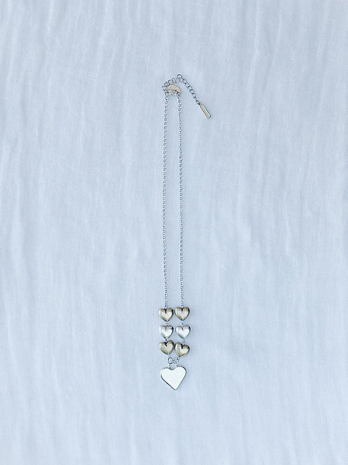 7 HEARTS NECKLACE
