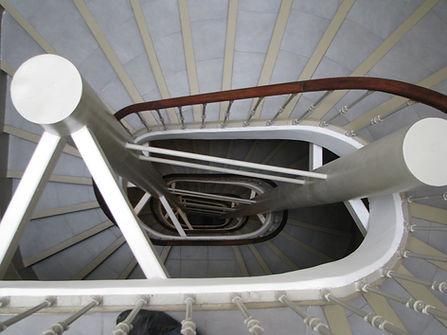 Confortement escalier