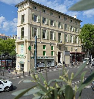 Bd Libération à Marseille