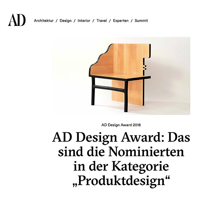 AD Germany DESIGN AWARD
