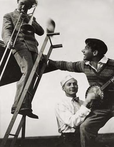 包豪斯乐队 | 卢克斯·费宁格 | 1928