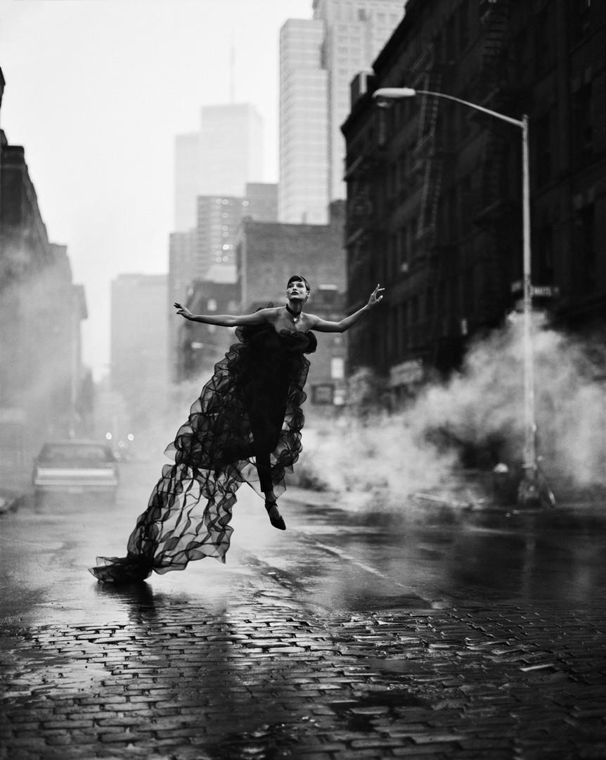 Linda Evangelista, New York | Peter Lindbergh | 1992