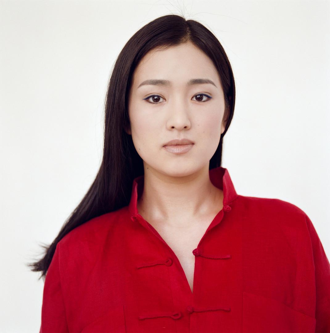 Gong Li   Brigitte Lacombe   1997