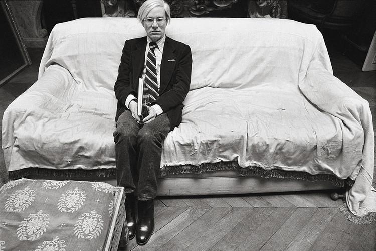 Andy Warhol | Brigitte Lacombe | 1977