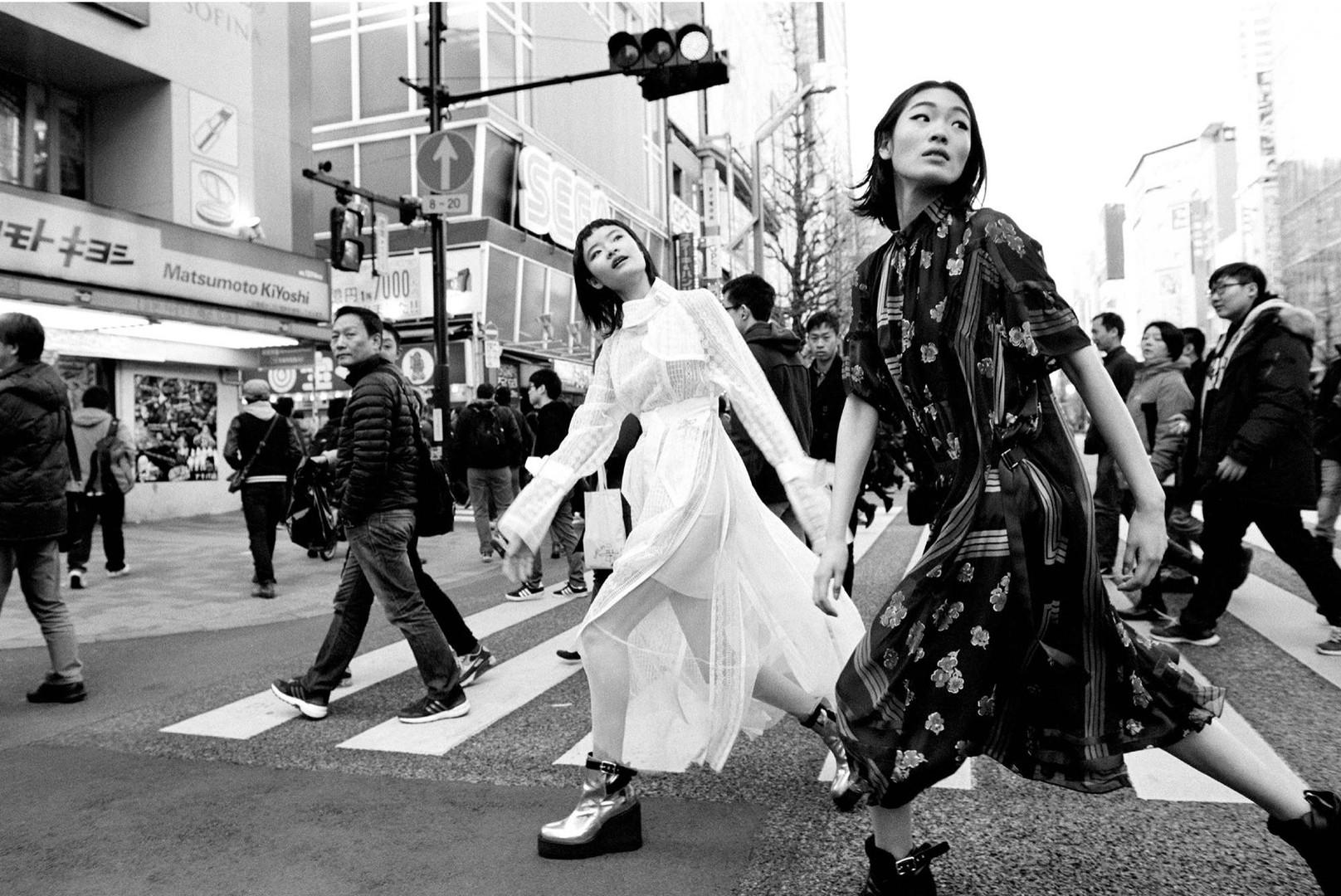Tokyo | Yelena Yemchuk | 2017
