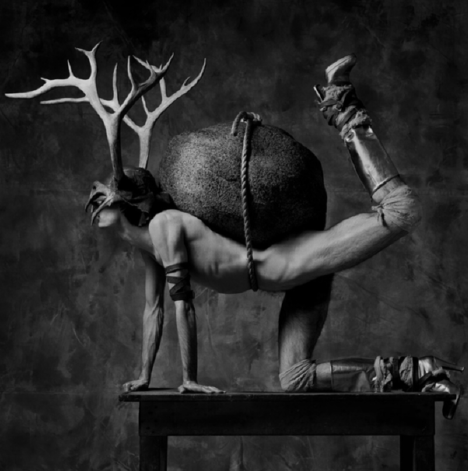 XXIV | From the series Chessmen | Erwin Olaf | 1988