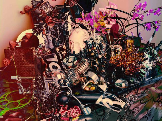 静物与珍珠 | 瓦莱丽·蓓琳 | 2014