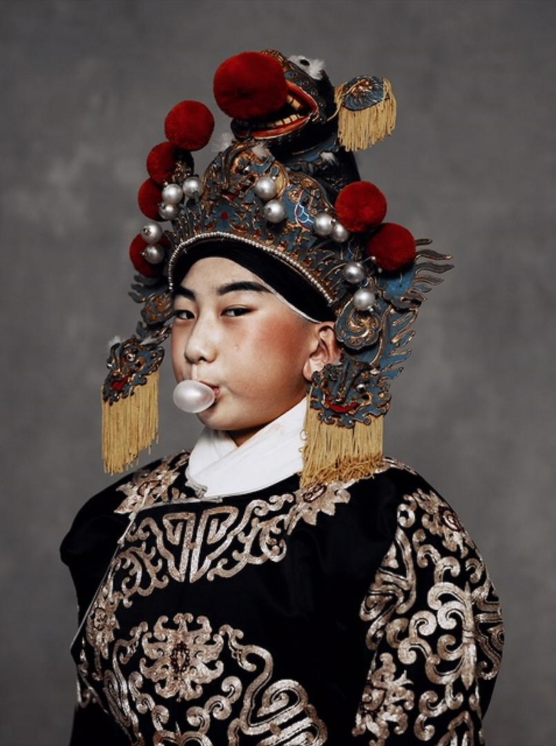 Peking Opera | Kiki Xue | 2016