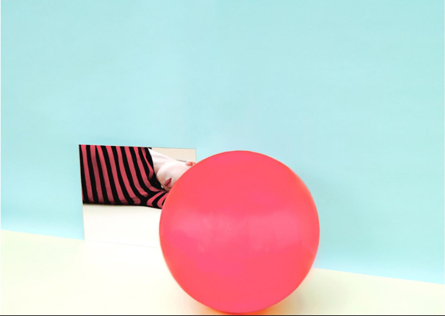 A ball. The Cut / New York Magazine | Ina Jang | 2013