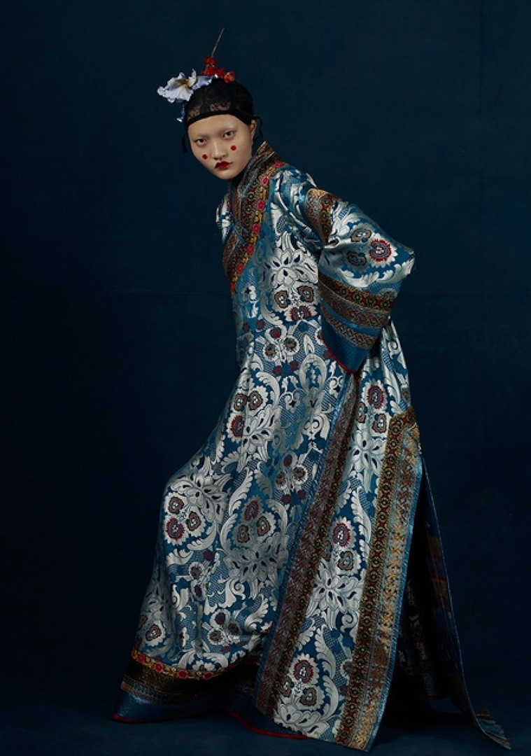 Mongolian Girl | Kiki Xue | 2016