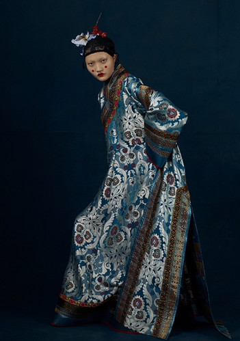 蒙古女孩 | 薛炜 | 2016
