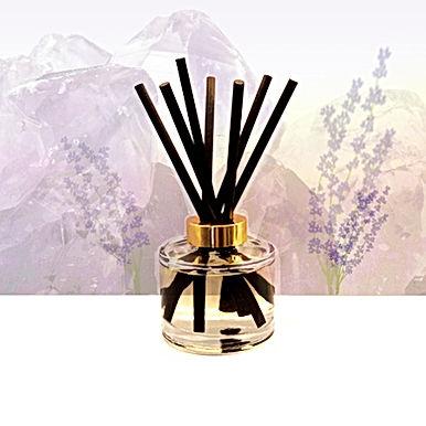 Lavendel&Totes Meer Mineralien - Bio Raumdiffuser I Raumduft