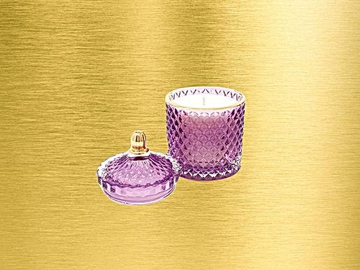 Royal Violett Biokerze